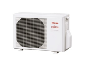 Climatisation ATLANTIC FUJITSU multi split DC inverter 5 kW