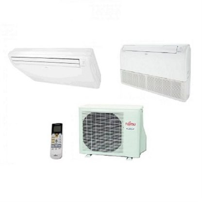 Climatisation FUJITSU ATLANTIC consoles/plafonniers Dc inverter 5,2 kW