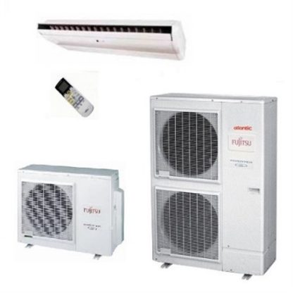 Climatisation FUJITSU ATLANTIC plafonniers DC inverter 9,4 kW