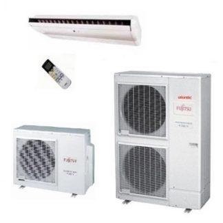 Climatisation FUJITSU ATLANTIC plafonniers DC inverter 12,5 kW