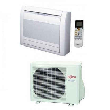 Climatisation FUJITSU ATLANTIC consoles compactes 2,6 kW