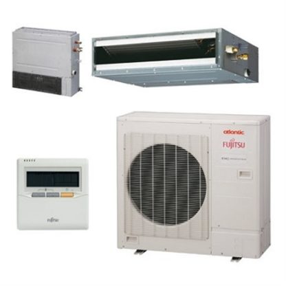 Climatisation FUJITSU ATLANTIC gainables Carrossables 4,2 kW