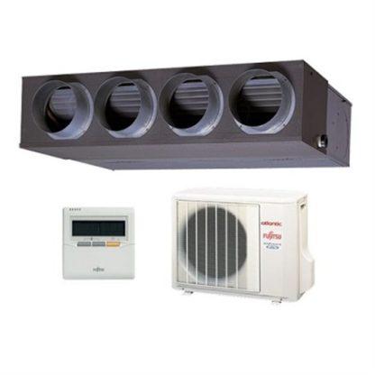 Climatisation FUJITSU ATLANTIC gainables DC inverter 8,5 kW