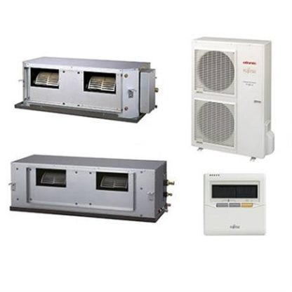 Climatiseur FUJITSU ATLANTIC gainables haute pression 13,4 kW