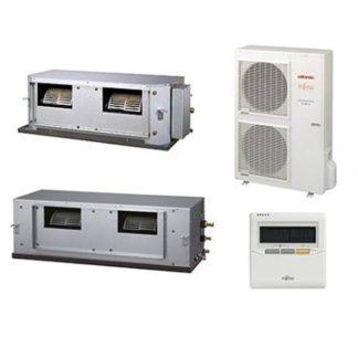 Climatisation FUJITSU ATLANTIC gainables haute pression 14 kW