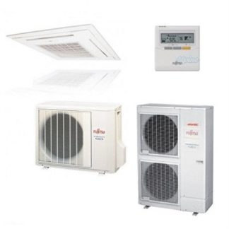Climatisation FUJITSU ATLANTIC cassette 800 x800 Dc inverter 12,5 kW