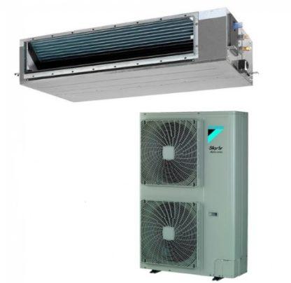 Climatiseur gainable DAIKIN SkyAir Alpha-series 12,5 kW triphasé