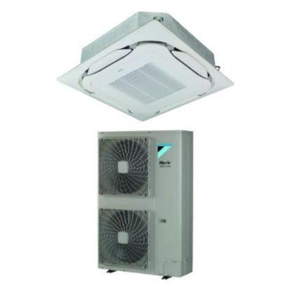 Climatisation DAIKIN cassette à voies de soufflage circulaire SkyAir Alpha-series 10 kW