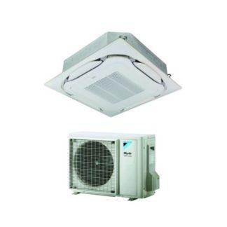 Climatiseur DAIKIN cassette à voies de soufflage circulaire SkyAir Alpha-series 3,5 kW
