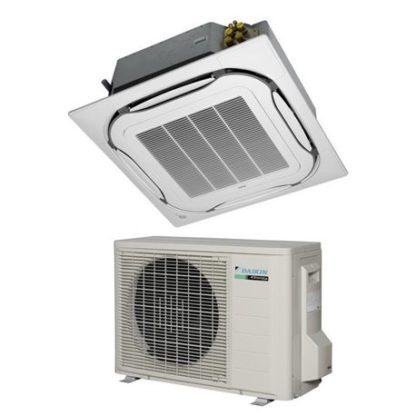 Climatisation cassette DAIKIN 900×900 Round Flow 5 kW