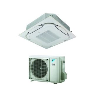 Climatiseur DAIKIN cassette à voies de soufflage circulaire SkyAir Alpha-series 6 kW