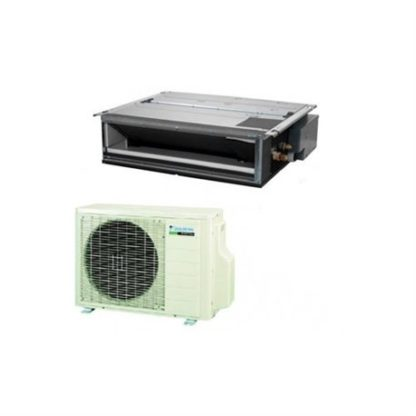 Climatiseur gainable DAIKIN extra plat 2,5 kW