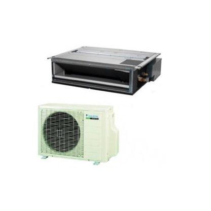 Climatiseur gainable DAIKIN extra plat 3,5 kW