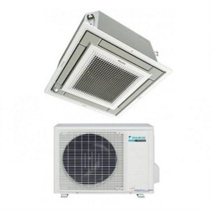 Climatiseur cassette DAIKIN 600×600 extra plate 3,5 kW