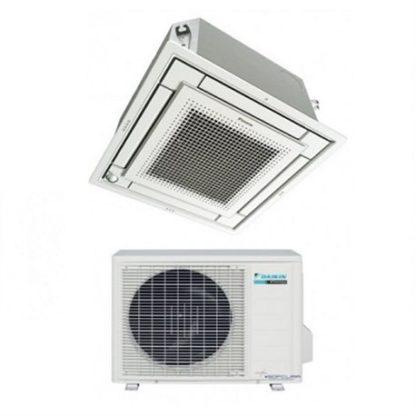 Climatiseur cassette DAIKIN 600×600 extra plate 6 kW