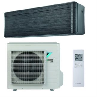 Climatisation murale DAIKIN Stylish noir 2 kW