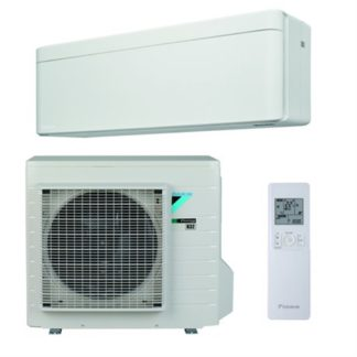 Climatiseur mural DAIKIN Stylish blanc 2 kW