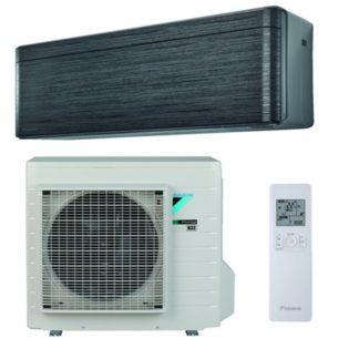 Climatisation murale DAIKIN Stylish noir 3,5 kW