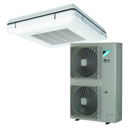 Climatisation cassette DAIKIN apparente SkyAir Alpha-series 12,5 kW