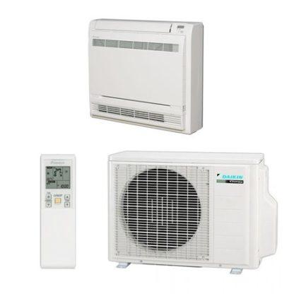 Climatisation console DAIKIN double flux 5 kW