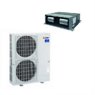 Climatisation gainable MITSUBISHI grands volumes inverter 25 kW
