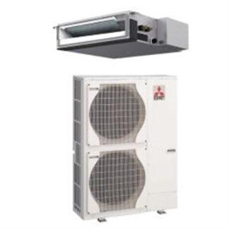 Climatiseur gainable tertiaire power inverter MITSUBISHI 10 kW