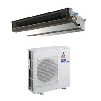 Climatiseur gainable MITSUBISHI résidentiel inverter 12,5 kW