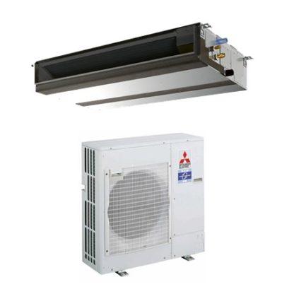 Climatisation gainable MITSUBISHI résidentiel inverter 12,5 kW