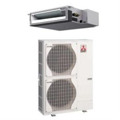 Climatisation gainable tertiaire power inverter MITSUBISHI 5 kW