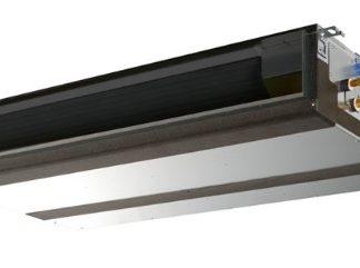 Climatiseur gainable MITSUBISHI flexible 5 kW