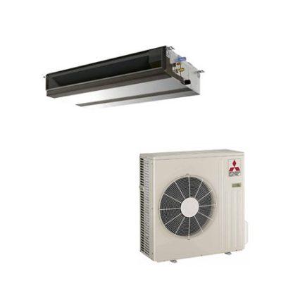 Climatiseur gainable MITSUBISHI tertiaire inverter 7,1 kW
