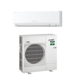 Climatiseur mural tertiaire power inverter MITSUBISHI 5 kW