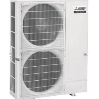 Climatiseur MITSUBISHI multi split PUMY bi-ventilateur inverter 14 kW