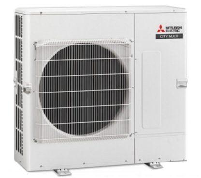 Climatisation MITSUBISHI multi split PUMY mono-ventilateur inverter 12 kW