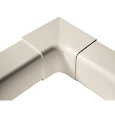 Angle intérieur ivoire 110x75mm