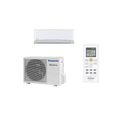 Climatiseur unité PANASONIC murale compacte blanc mat TZ 3,5 kW