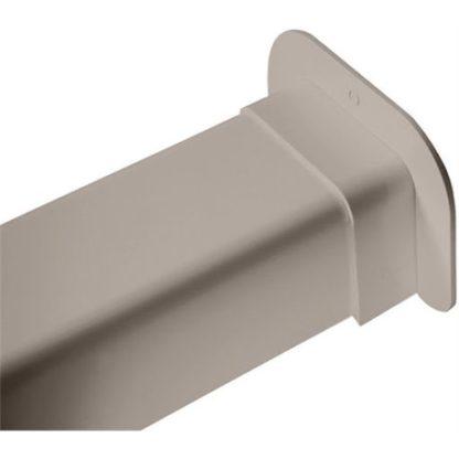 Passage de mur ivoire 110x75mm