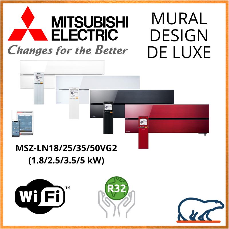 Monosplit Mitsubishi