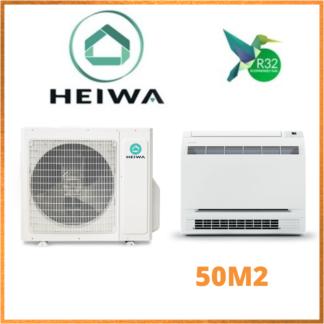 Climatiseur Monosplit Console HEIWA PREMIUM Hyoko 5 kW