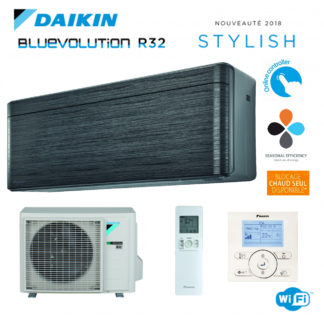 Climatisation Monosplit DAIKIN Stylish Noire 5 kW