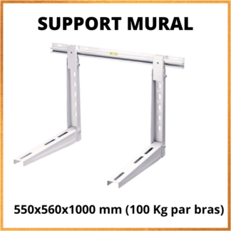 Supports avec Traverse et Attelage Frontal (charge lourde)