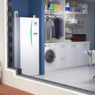 Ecodan Hydrobox – ZUBADAN – Duo – 11 kW