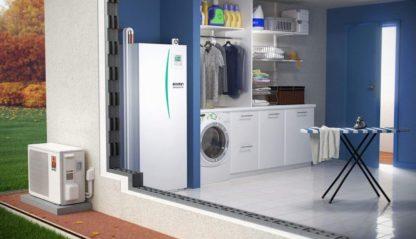 Ecodan Hydrobox Split – Zubadan – Chauffage seul – 11 kW – Triphasé