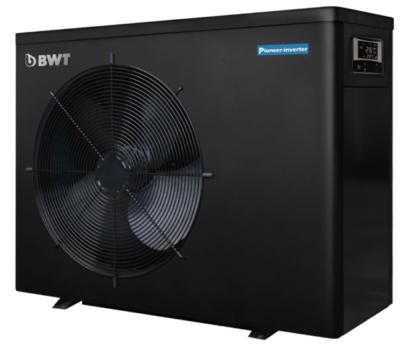 PAC Piscine Pioneer Inverter 17,5 kW