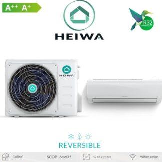 Unité intérieure seule ESSENTIAL HEIWA ZEN 2,5 kW