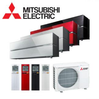 Climatiseur Mural MITSUBISHI Design de Luxe 3,5 kW