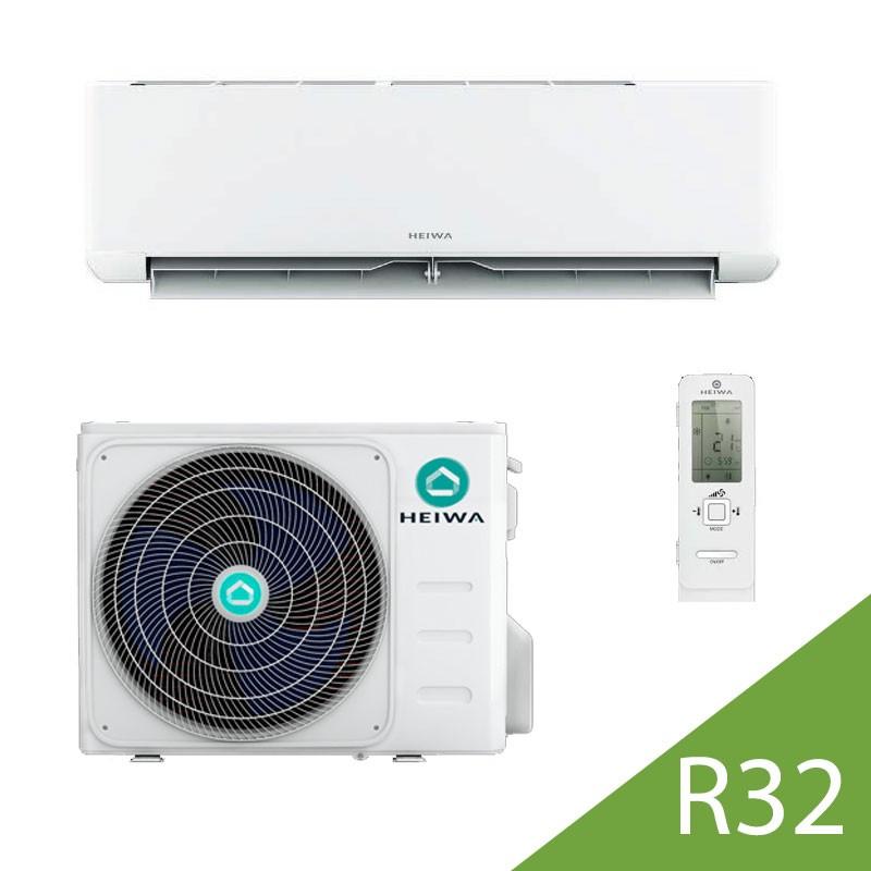 climatiseur-mural-heiwa-gamme-premium-hyoko