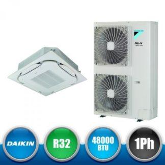 Climatisation DAIKIN cassette SkyAir Alpha-series 12,5 kW