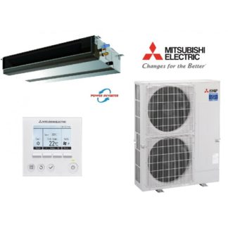 Climatiseur gainable tertiaire power inverter MITSUBISHI 6 kW