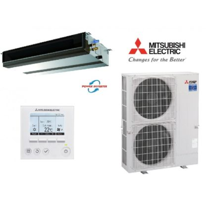 Climatisation gainable tertiaire power inverter MITSUBISHI 10 kW